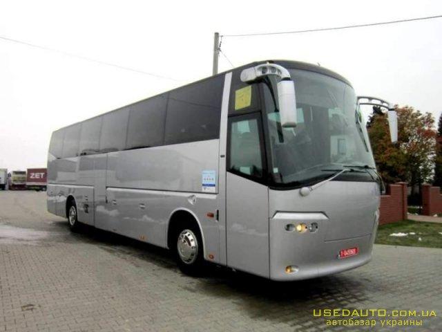 Продажа BOVA MAGIQ XHD , Туристический автобус, фото #1