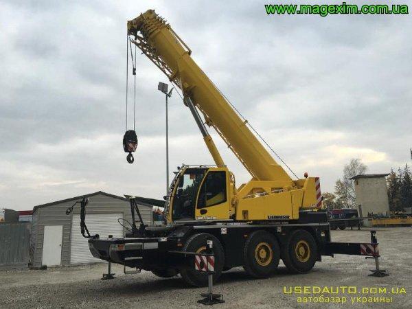 Продажа LIEBHERR LTC 1045-3.1 , Автокран, фото #1