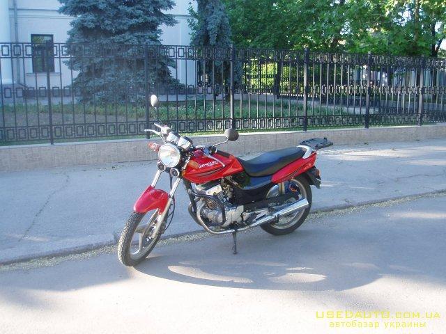 Продажа ZONGSHEN LZX 125-4B , Дорожный мотоцикл, фото #1