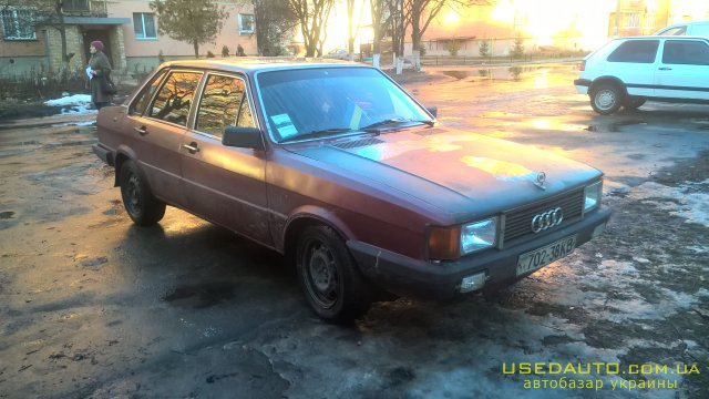 Продажа AUDI 80 (АУДИ), Седан, фото #1