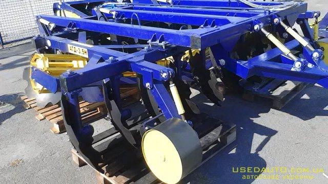 Продажа Борона прицепная АГД-3,5Н  , Сельскохозяйственный трактор, фото #1