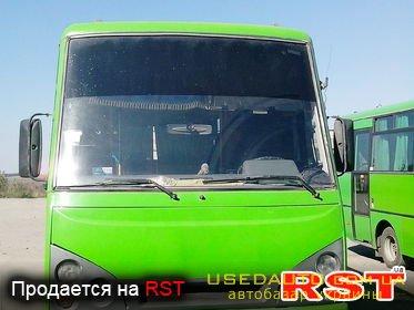 Продажа I-VAN А07А , Городской автобус, фото #1