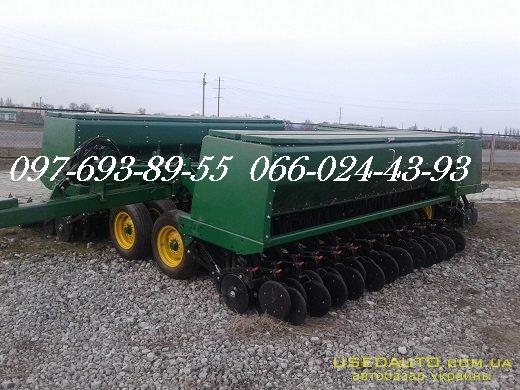 Продажа JOHN DEERE 455 б.у. , Сеялка сельскохозяйственная, фото #1