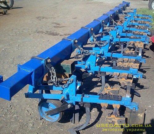Продажа культиватор восьмирядный КРН  , Сельскохозяйственный трактор, фото #1