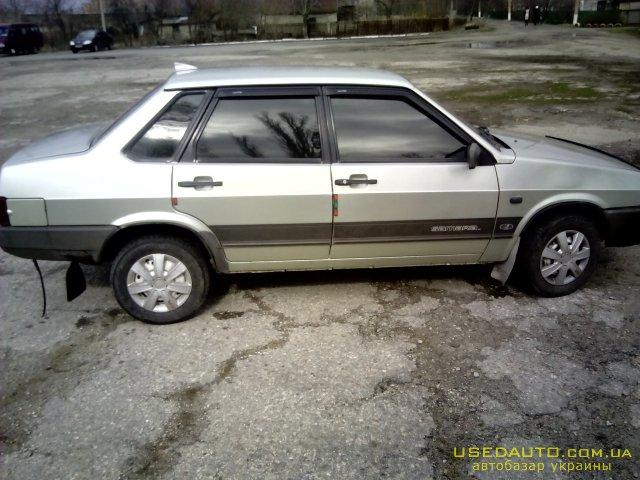 Продажа ВАЗ 21099 , Седан, фото #1