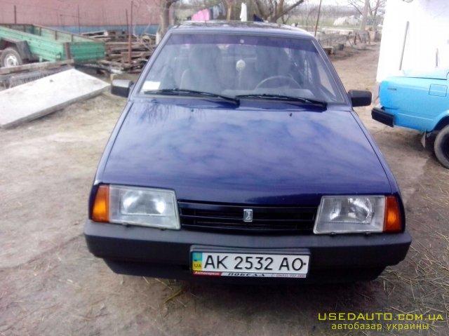 Продажа ВАЗ 21099i , Седан, фото #1