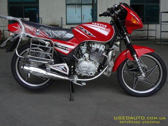 Продажа VENTUS 150 см3 VS150-5 , Дорожный мотоцикл, фото #1