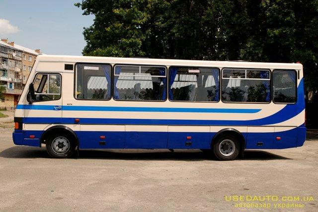 Продажа БАЗ 079 , Междугородный автобус, фото #1