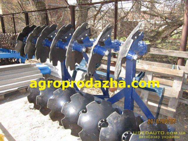 Продажа Борона АГД-2,1 АГД-2,5 МОДЕЛЬ 20  , Сельскохозяйственный трактор, фото #1