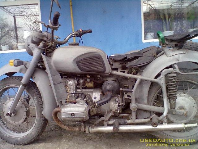 Продажа Днепр МТ-11 , Дорожный мотоцикл, фото #1