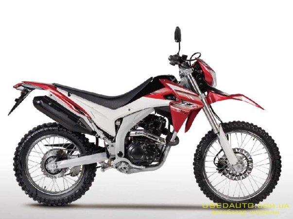 Продажа LONCIN SX2 250 , Кроссовй мотоцикл, фото #1