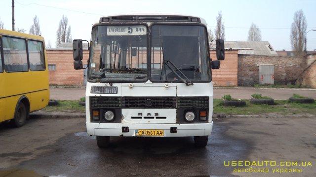 Продажа ПАЗ 32054-07 , Городской автобус, фото #1