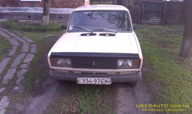 Продажа ВАЗ 2105 , Седан, фото #1