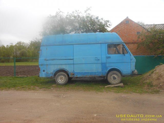 Продажа VOLKSWAGEN транспортер (ФОЛЬКСВАГЕН), Грузовой микроавтобус, фото #1