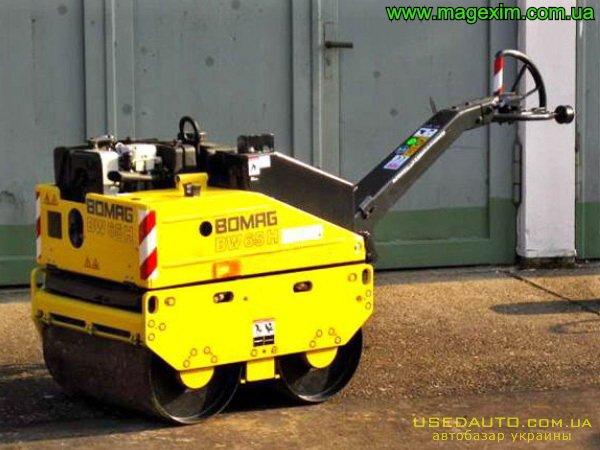 Продажа BOMAG BW 65 H , Дорожный каток, фото #1