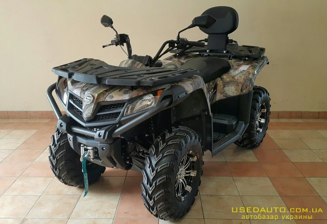 Продажа CFMOTO CFORCE450 EPS , Квадроцикл, фото #1
