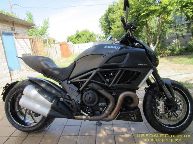 Продажа DUCATI Diavel Carbon , Спортбайк, фото #1