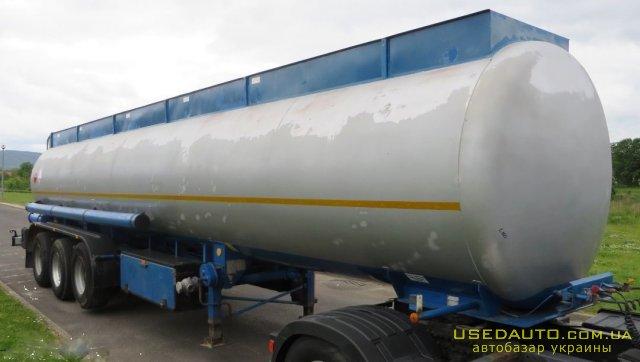 Продажа ENERCO NC32   , Полуприцеп цистерна, фото #1