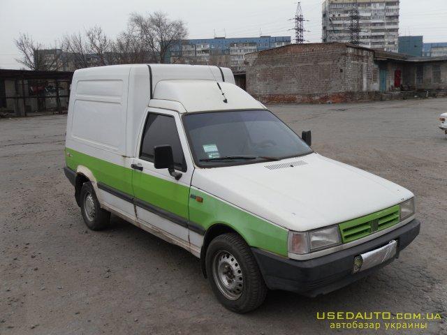 Продажа FIAT Fiorino (ФИАТ), Пикап, фото #1
