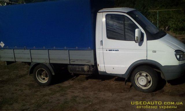 Продажа ГАЗ 3302 , Пикап, фото #1
