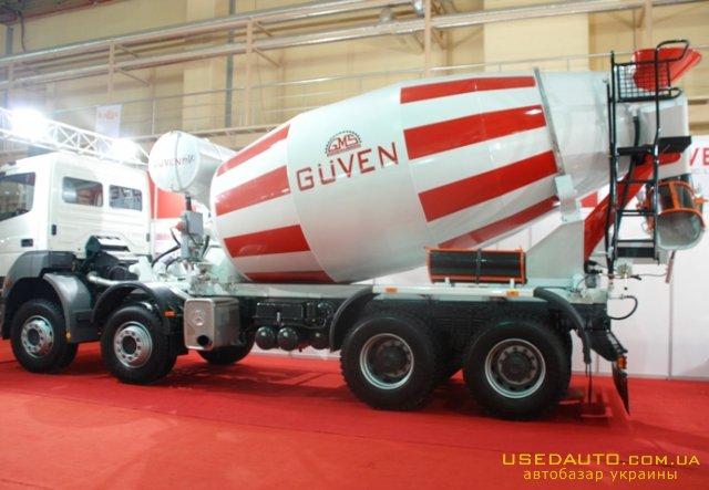 Продажа GUVEN Бетон , Бетоносмеситель, фото #1