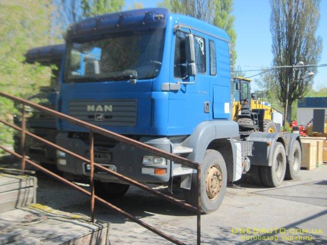Продажа MAN TGA  33.430  (6x4) , Седельный тягач, фото #1