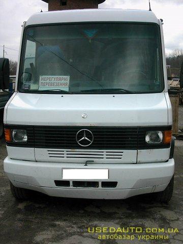 Продажа MERCEDES-BENZ 814 , Пассажирский микроавтобус, фото #1