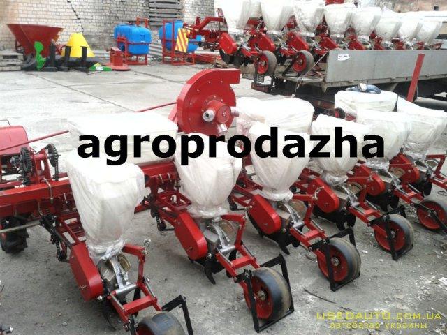 Продажа НОВ. СЕЯЛКИ ТИПА (СУ8)СУПН 8  , Сельскохозяйственный трактор, фото #1
