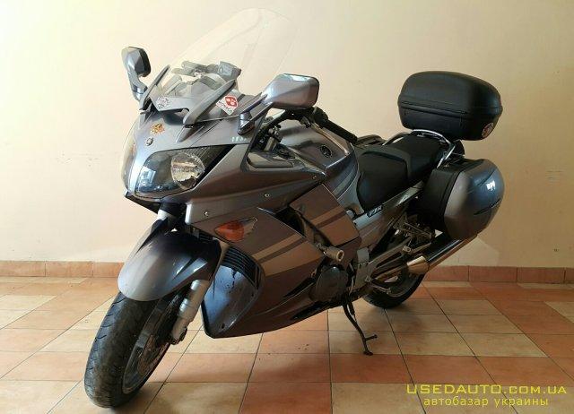 Продажа YAMAHA FJR , Дорожный мотоцикл, фото #1