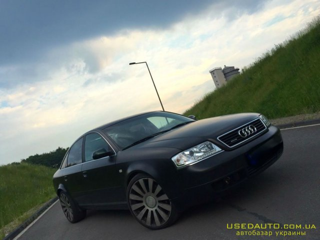 Продажа AUDI A6 (АУДИ), Седан, фото #1
