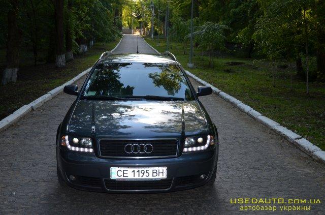 Продажа AUDI A6 (АУДИ), Универсал, фото #1