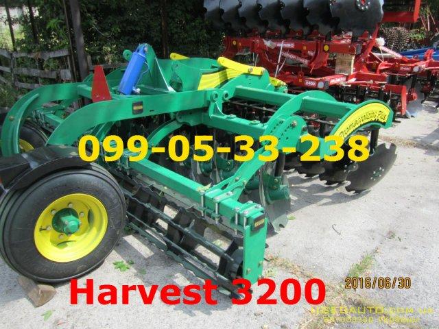 Продажа борона HARVEST 3,2(PALLADA 3,2 п  , Сеялка сельскохозяйственная, фото #1