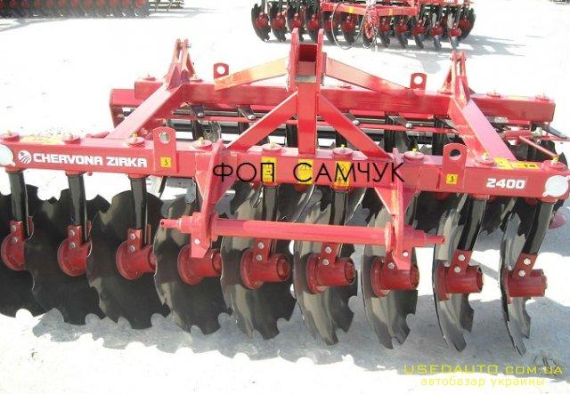 Продажа Бороны Паллада,завод  , Сельскохозяйственный трактор, фото #1