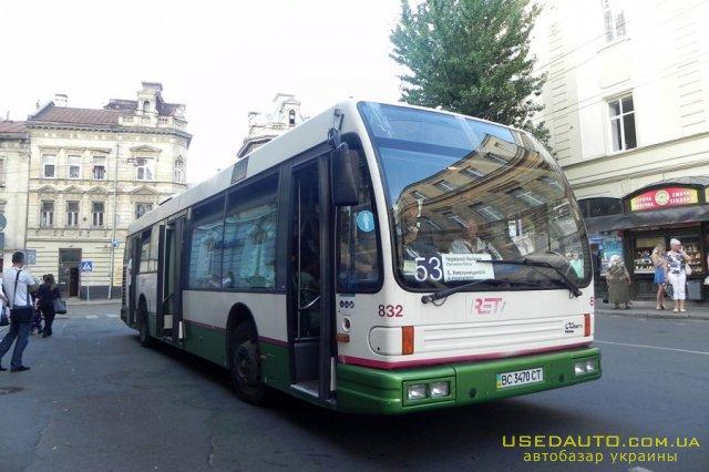 Продажа DAF Den Oudsten (ДАФ), Городской автобус, фото #1