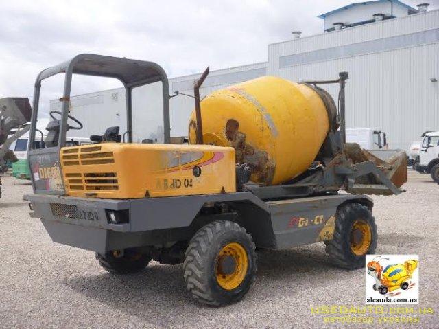 Продажа DIECI L3500 , Бетоносмеситель, фото #1