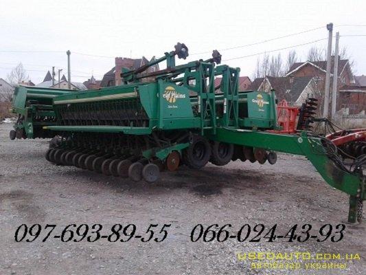 Продажа GREAT PLAINS 3S4000 HDF б.у. , Сеялка сельскохозяйственная, фото #1