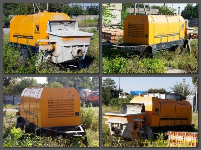 Продажа HAULOTTE HBTS60-13-90E , Бетононасос, фото #1
