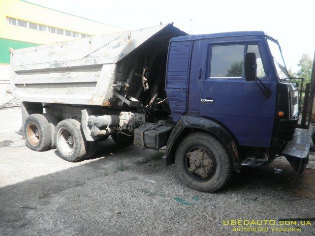 Продажа КамАЗ 5511 , Самосвальный грузовик, фото #1