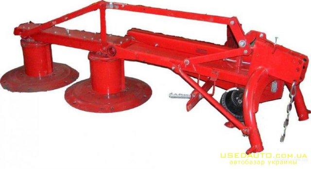 Продажа Косилка роторная навесная 1,65 м  , Сельскохозяйственный трактор, фото #1