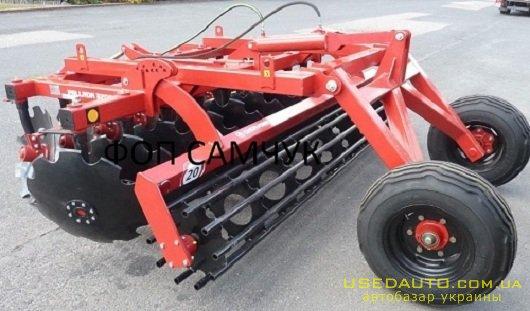Продажа Паллада борона.  , Сельскохозяйственный трактор, фото #1