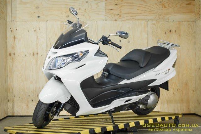 Продажа SUZUKI Skywave 400 3S , Скутер, фото #1