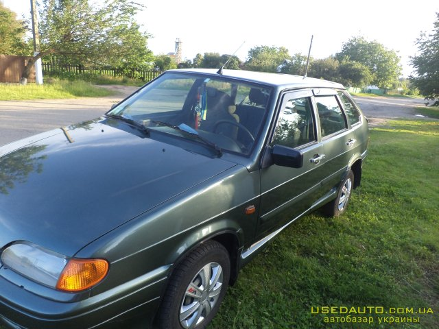 Продажа ВАЗ 2114 , Седан, фото #1