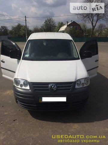 Продажа VOLKSWAGEN caddy (ФОЛЬКСВАГЕН), Хэтчбек, фото #1