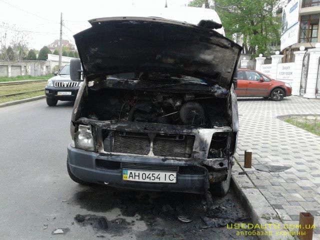 Продажа VOLKSWAGEN lt 35 (ФОЛЬКСВАГЕН), Грузопассажирский микроавтобус, фото #1