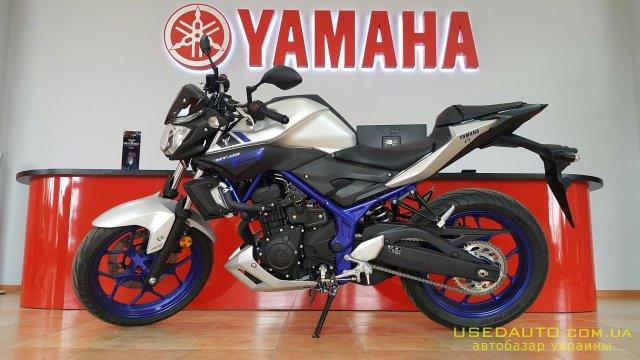 Продажа YAMAHA MT 03 , Дорожный мотоцикл, фото #1