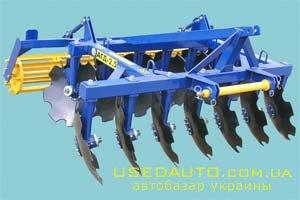 Продажа дисковая борона АГД-1.0-7.2  , Сеялка сельскохозяйственная, фото #1