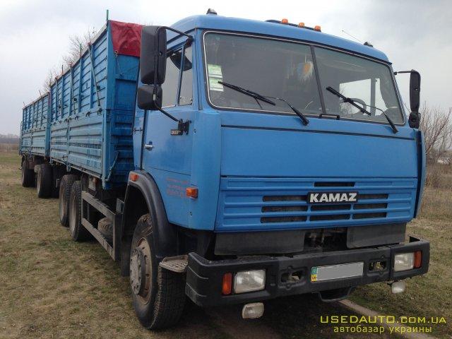 Продажа КамАЗ 53215 , Грузовик - молоковоз, фото #1