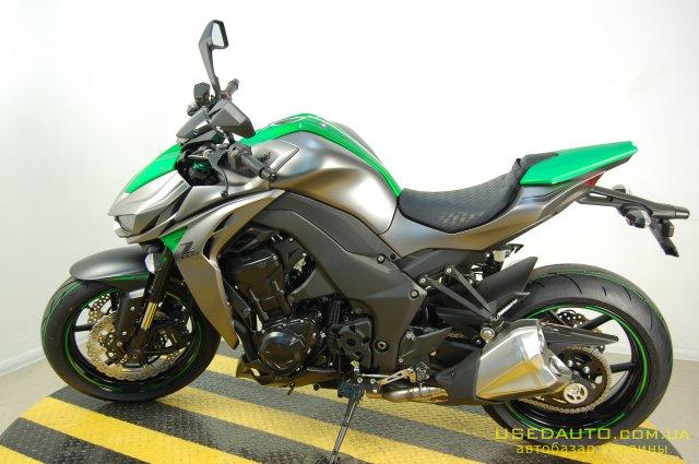 Продажа KAWASAKI Z1000 ABS , Спортбайк, фото #1