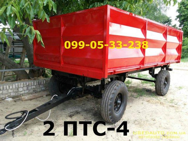 Продажа ХИТ ПРОДАЖ 2ПТС-4 ПРИЦЕП  , Самосвальный прицеп, фото #1