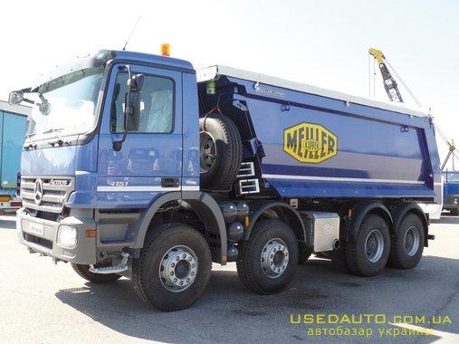 Продажа MERCEDES Actros 4141К , Самосвальный грузовик, фото #1